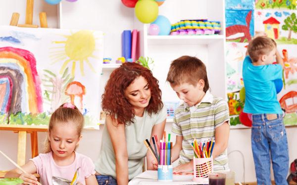 Курсы переподготовки воспитателей ДОУ